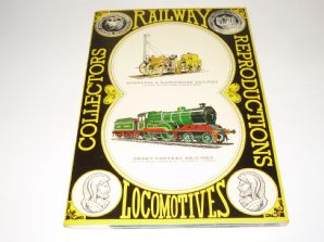 RAILWAY LOCOMOTIVES Collectors Reproductions (Prescott Pickup & Co 1978)